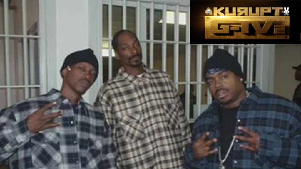PREORDER KURUPT's GTV2 DVD & CD FT. SNOOP DOGG, SCHOOLBOY Q project video thumbnail