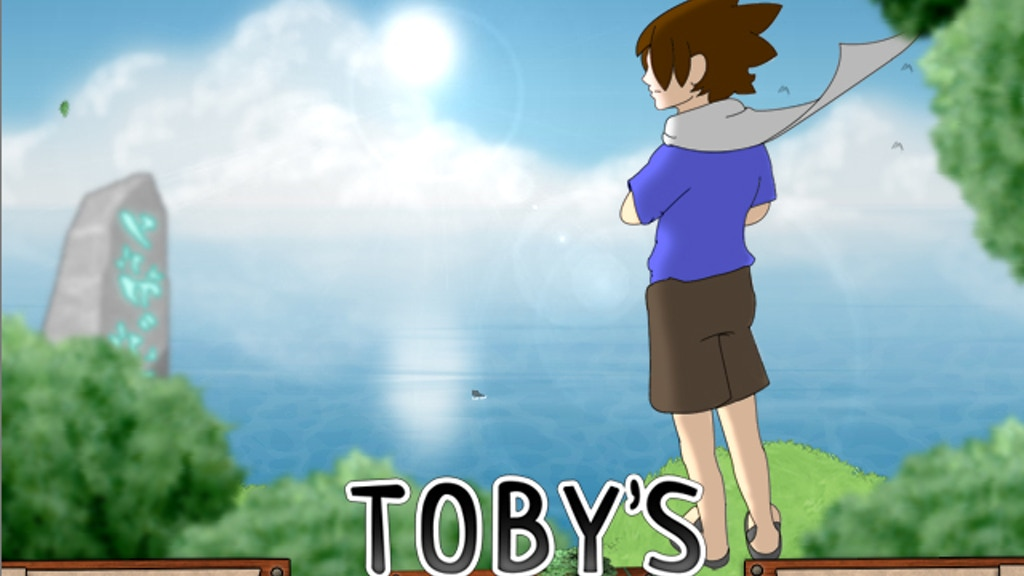 Toby's Island! project video thumbnail