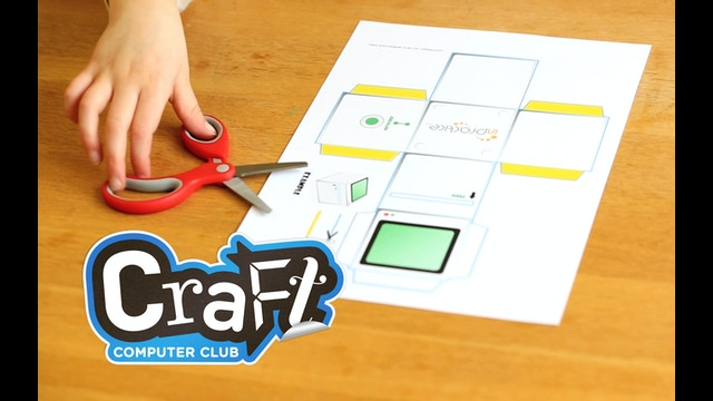 Craft computer club a crafty way to inspire little coders for Charity motors bridge card