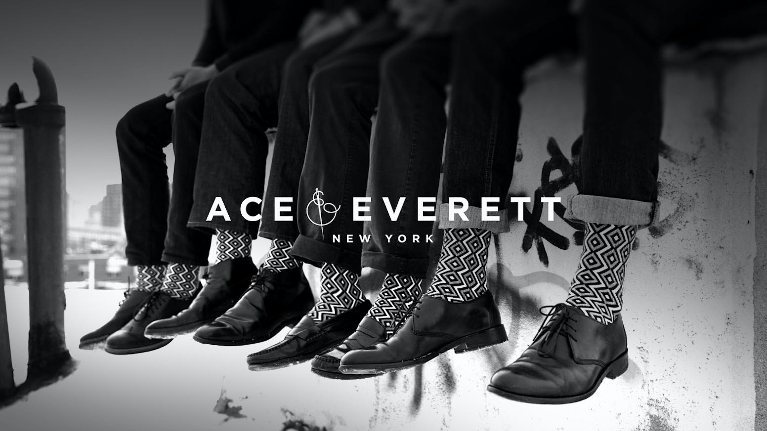 Ace & Everett: American Made Socks by Ace & Everett