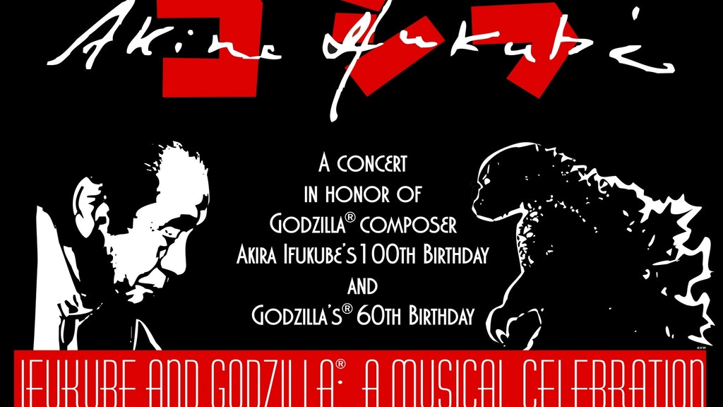 A live symphonic concert celebrating the connection between composer Akira Ifukube and Godzilla.