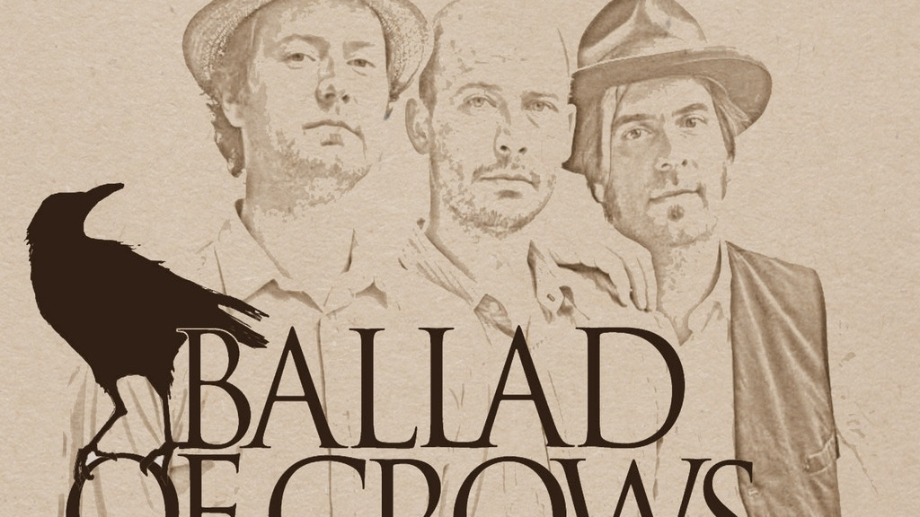 """""""Ballad of Crows"""" Debut Album project video thumbnail"""
