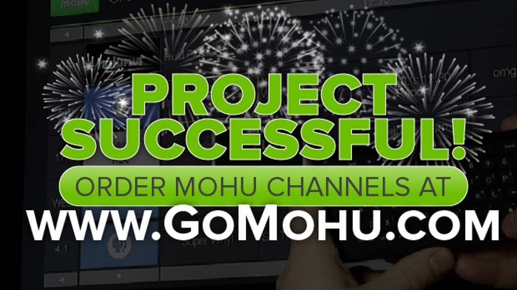 Mohu Channels: Personal Channel Guide Makes TV Smarter! project video thumbnail