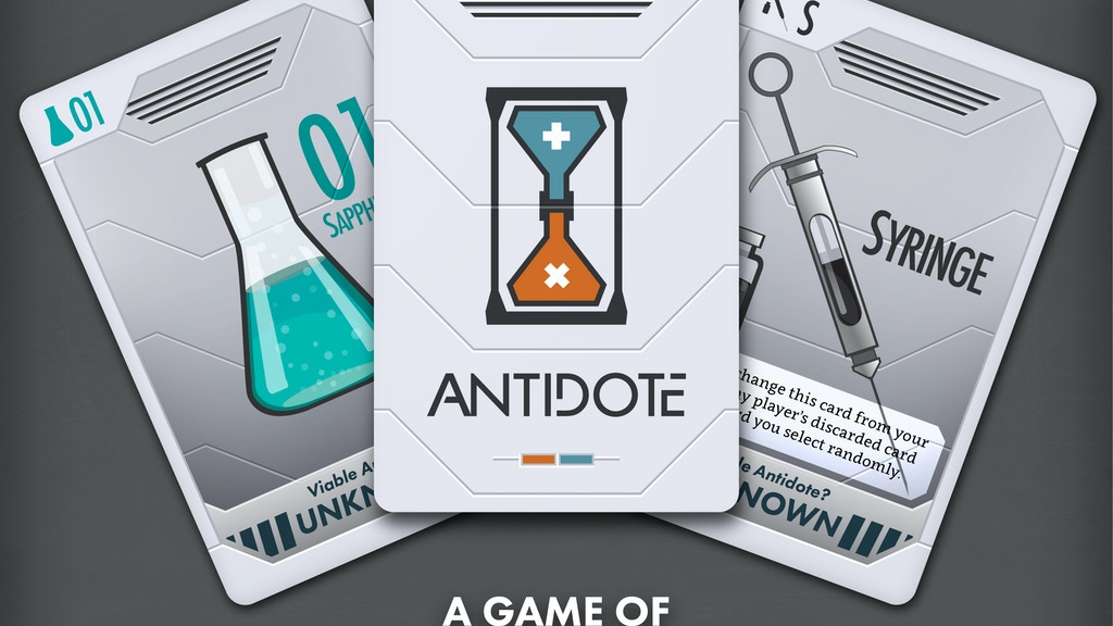 Antidote - A Game of Deduction, Deception and Mortality project video thumbnail