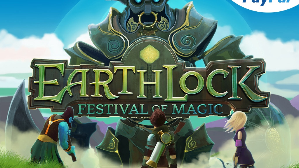 Earthlock: Festival of Magic (Wii U, PS4, XBO, PC & Mac) project video thumbnail
