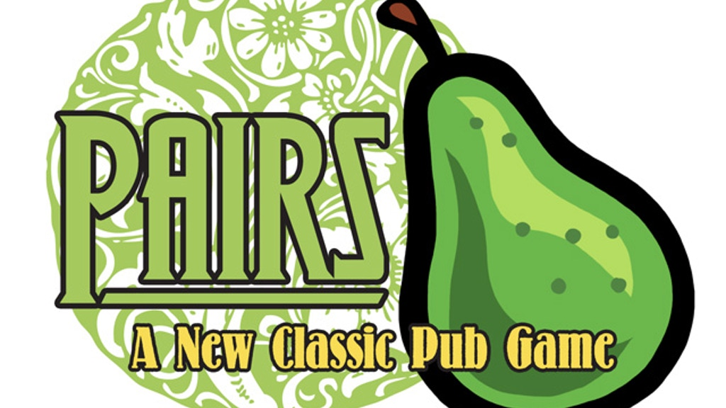 Pairs: A New Classic Pub Game project video thumbnail