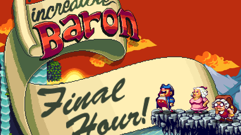 The Incredible Baron project video thumbnail