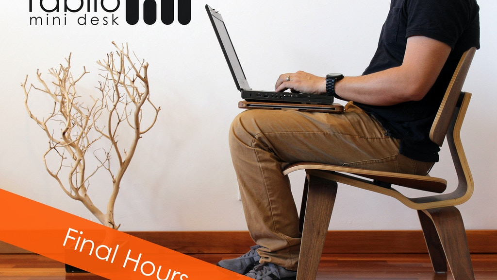 Tablio Mini Desk project video thumbnail