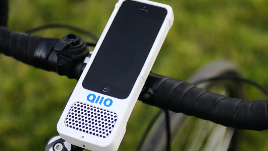 The Allo: The World's First Speaker-Bike Mount Combo project video thumbnail