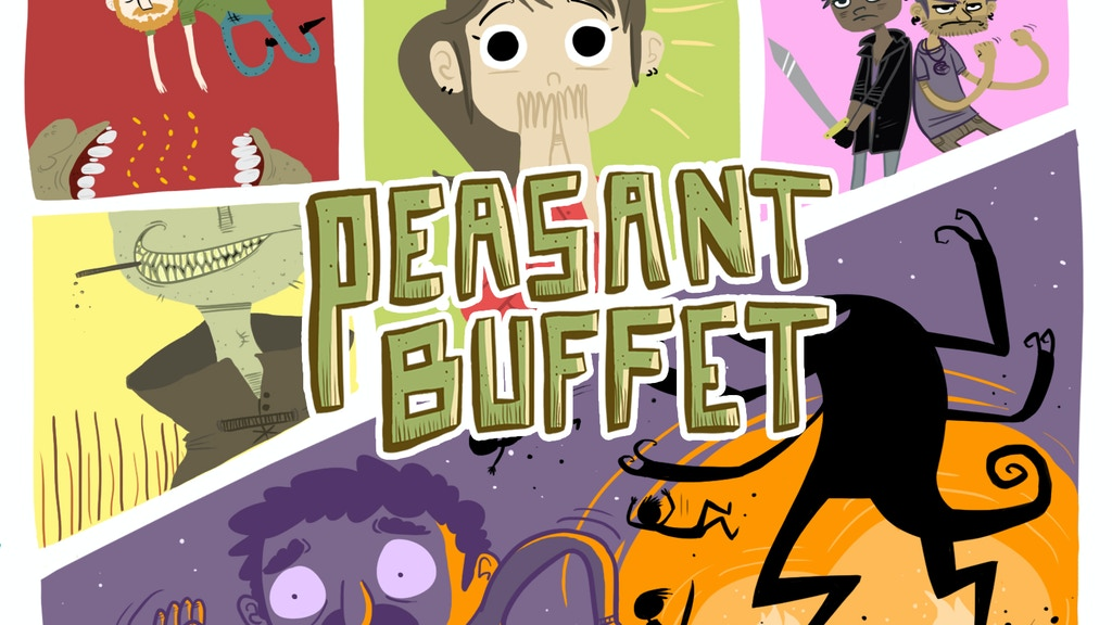 Peasant Buffet: The Card Game project video thumbnail