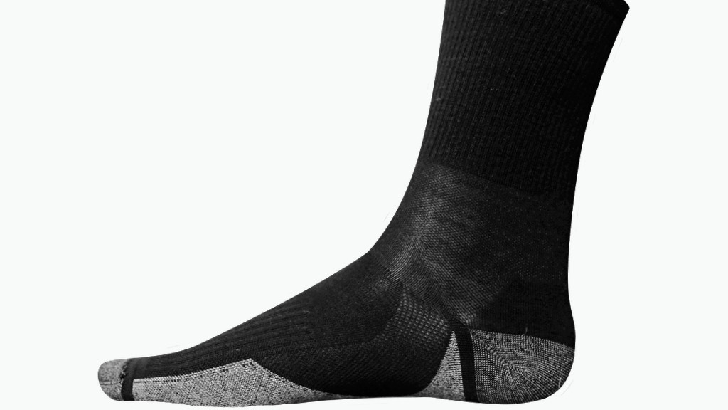 SilverAir Odorless Crew Sock project video thumbnail