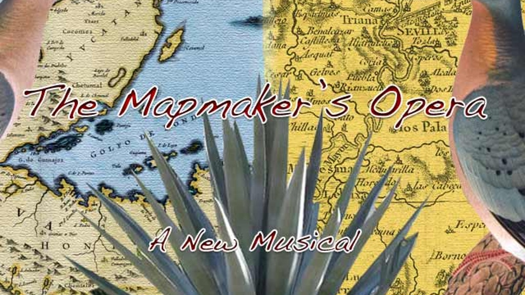 The Mapmaker's Opera (New York Musical Theatre Festival) project video thumbnail