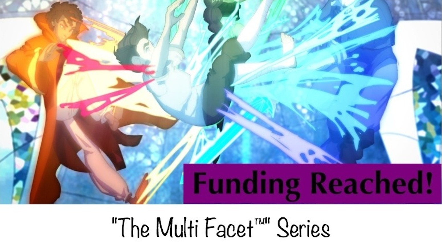 Our second Kickstarter is now live! For project history also visit www.themultifacet.com