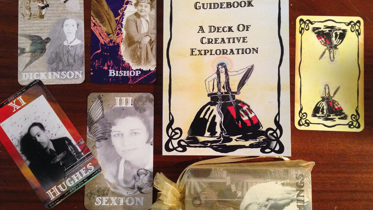 The Poet Tarot: A Deck of Creative Exploration