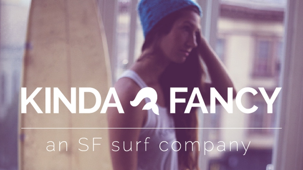 Kinda Fancy Bikinis - An SF Surf Company project video thumbnail