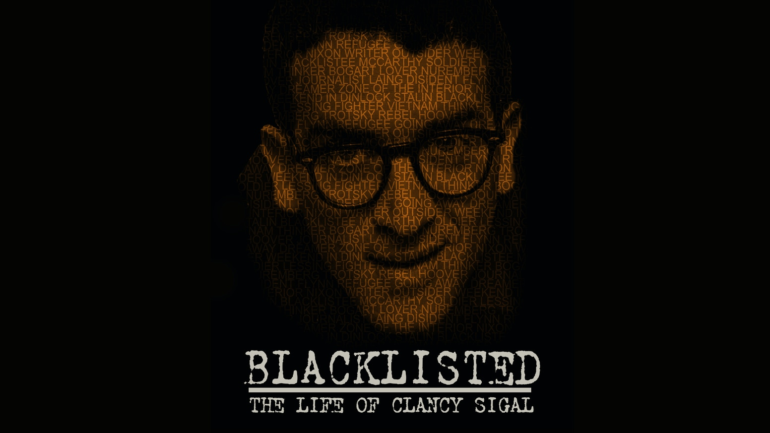 A feature documentary chronicling the incredible adventures of writer, blacklisted Hollywood player & dissident, Clancy Sigal.