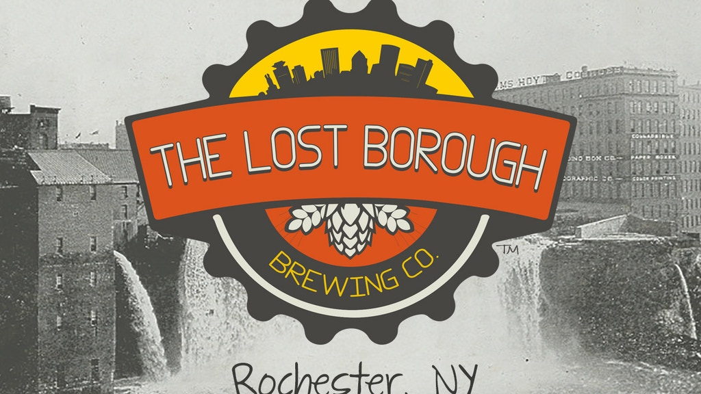 Lost Borough Brewing Co project video thumbnail