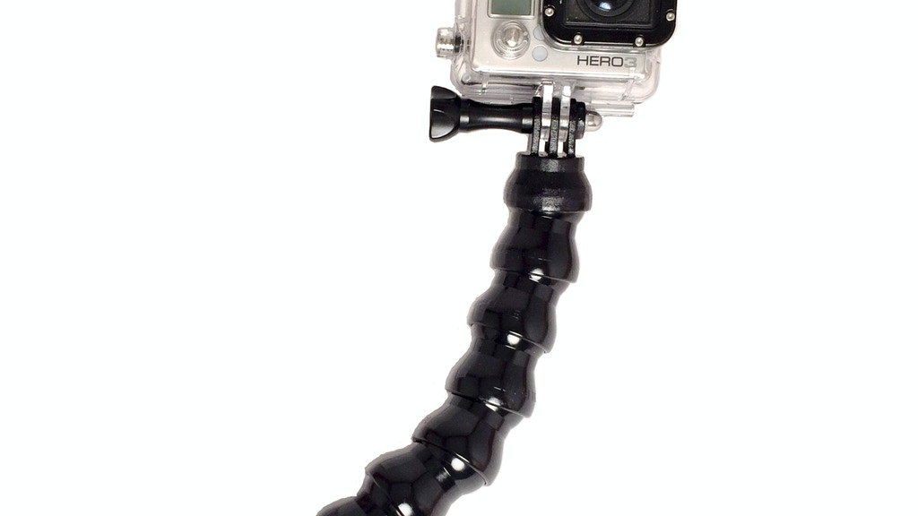 The GoFlex-Arm for GoPro Cameras project video thumbnail