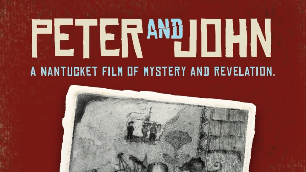 Peter and John - A New Way to Make Movies project video thumbnail
