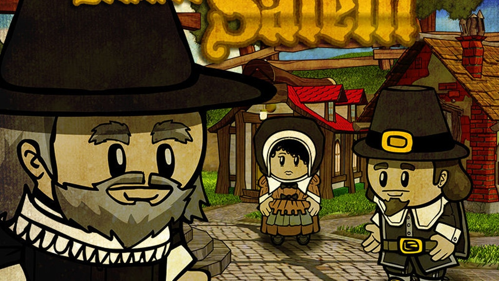 Town of Salem - Mafia-style Browser Game project video thumbnail