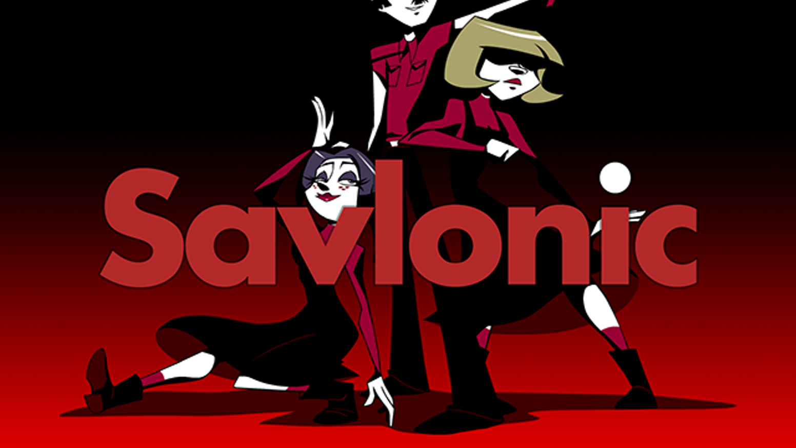 Highly anticipated release of animated electro pop band Savlonic's debut album in a number of digital AND physical formats.