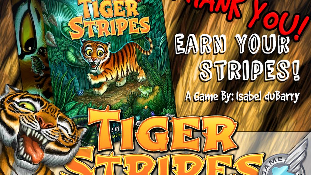 Tiger Stripes project video thumbnail