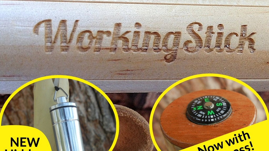 The WorkingStick project video thumbnail
