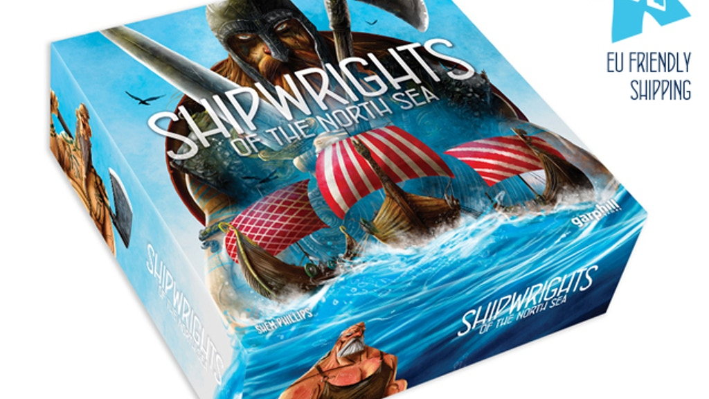 Shipwrights of the North Sea project video thumbnail
