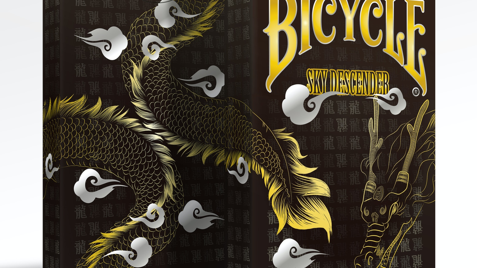 A deck that is full of details and stories. A true Chinese style Bicycle deck  manufactured by USPCC.