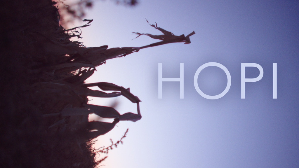 Hopi - A Documentary in Progress project video thumbnail