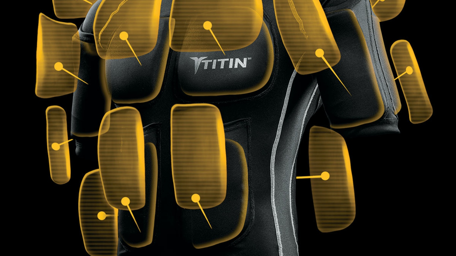 TITIN offers you the world's only weighted compression gear. Only question left is... Can you KEEP UP?