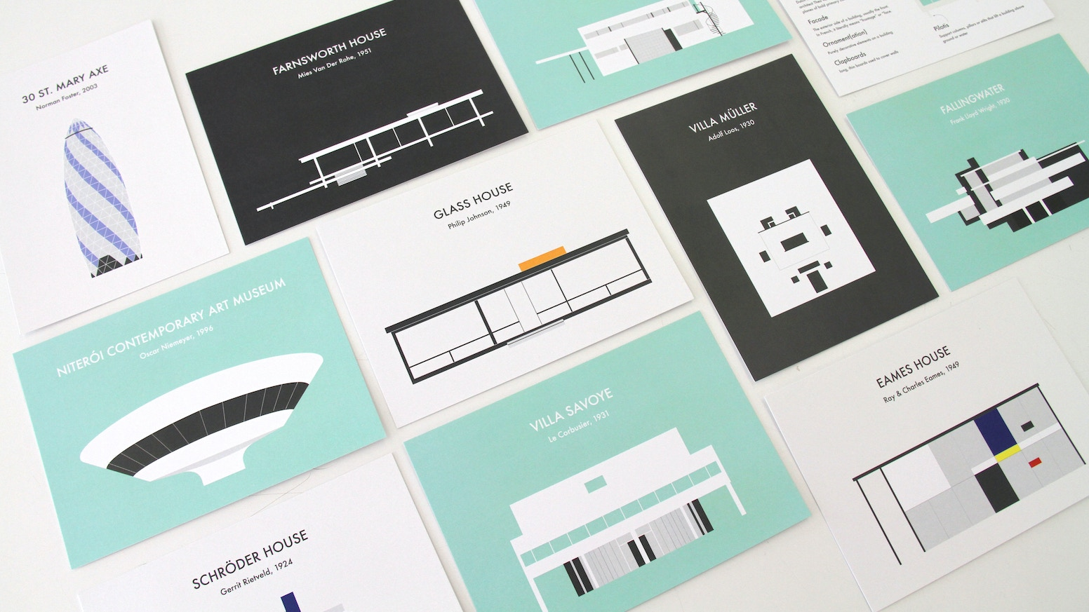 Archigrams Prints Of Modern Architecture Icons That Inspire By