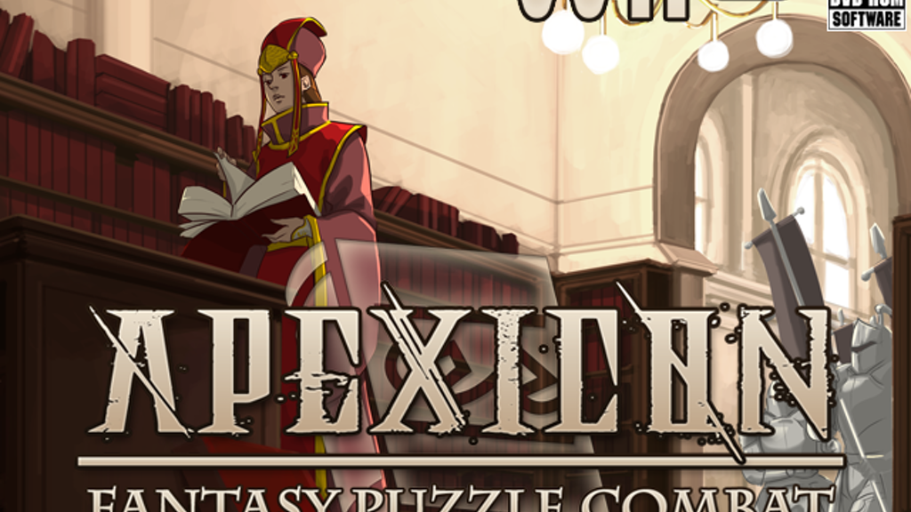 APEXICON - Fantasy Puzzle Combat - Puzzle RPG project video thumbnail