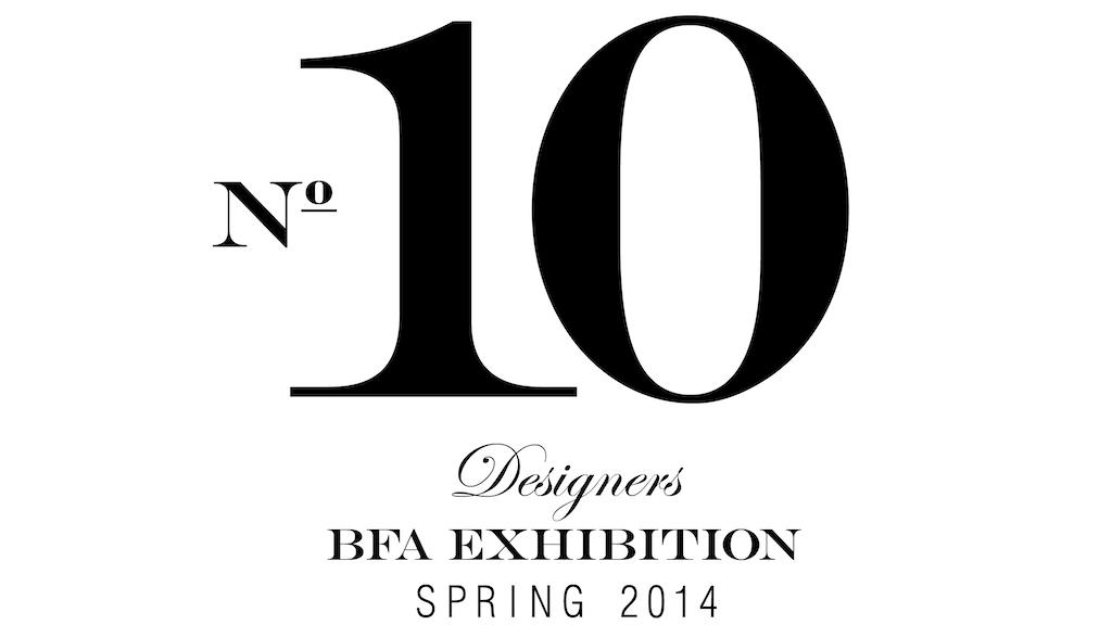 FAU Graphic Design Exhibition Spring 2014 by 10 BFA