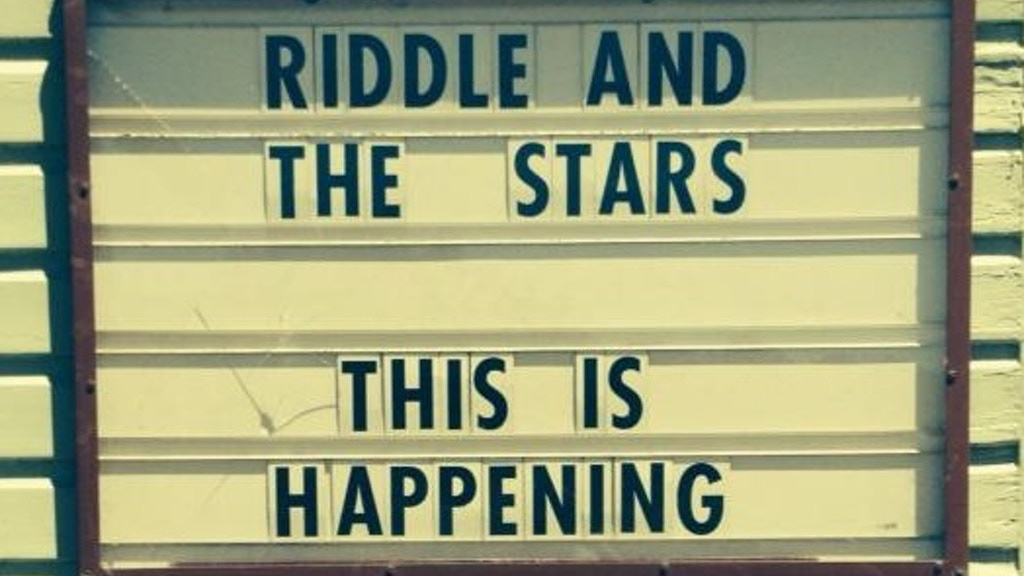 "Riddle & The Stars ~ ""This is Happening"" let's make cds! project video thumbnail"
