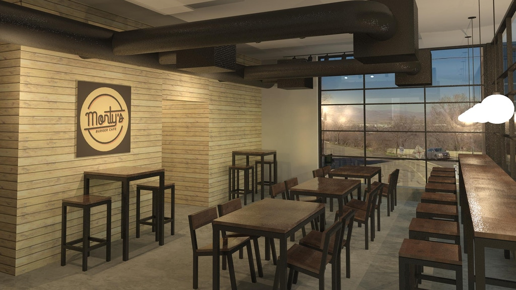 Morty's Café - Dining Area Amenities project video thumbnail