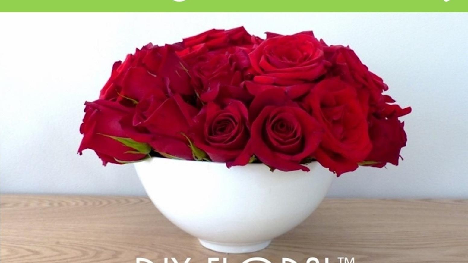 Diy Floral Anyone Can Create Amazing Flower Arrangements By Adam