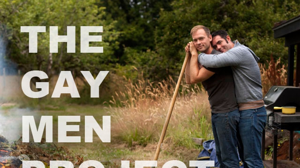 The Gay Men Project project video thumbnail