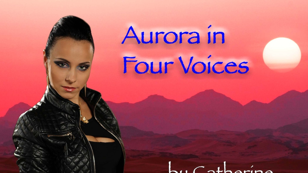 Aurora in Four Voices project video thumbnail