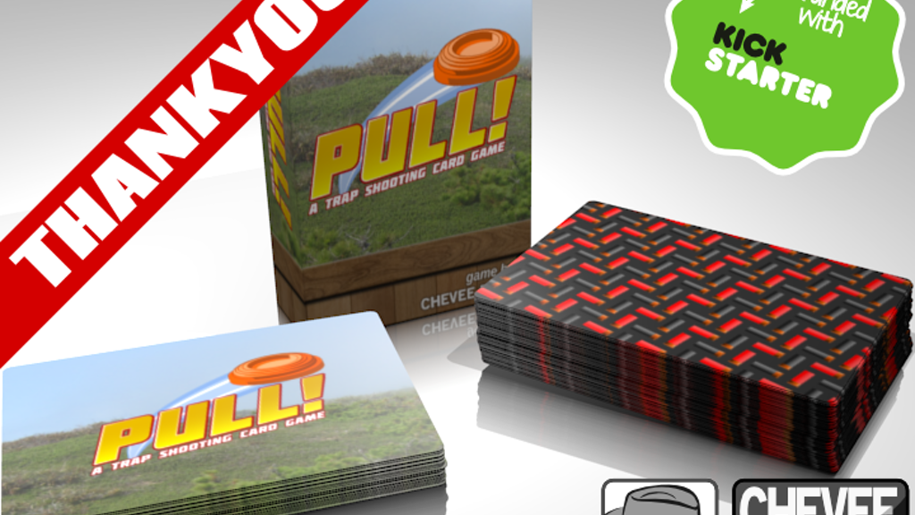 PULL! - A Trap Shooting Card Game project video thumbnail