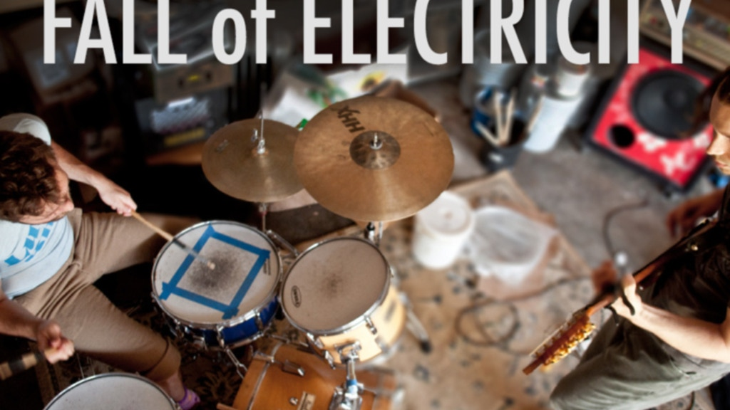 Fall of Electricity – the Grunge Era project video thumbnail