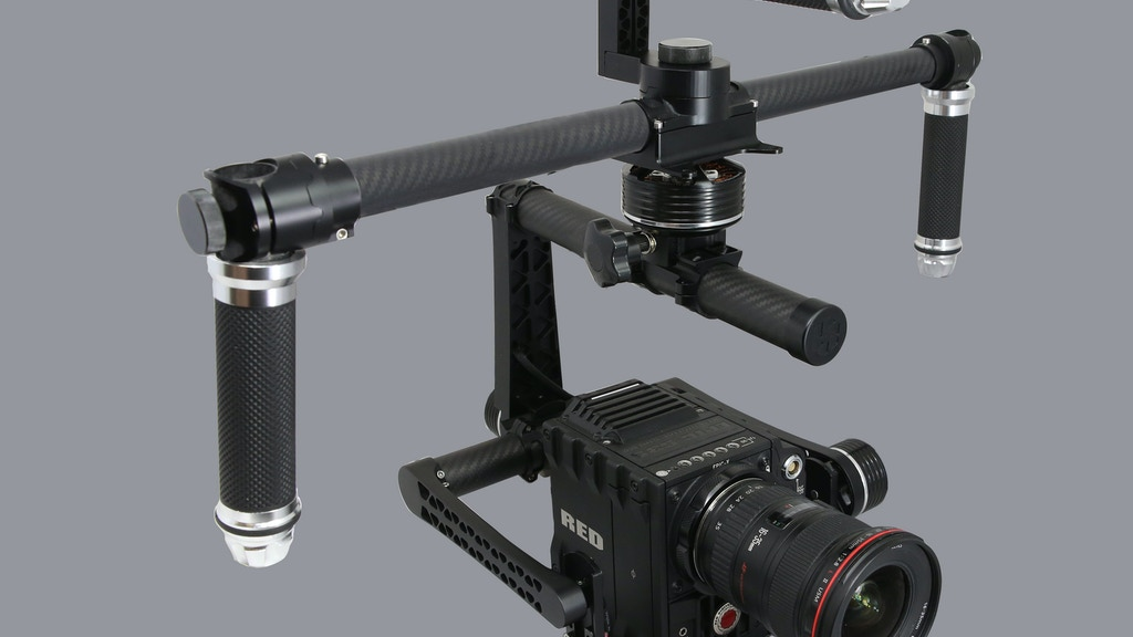 AllSteady-7 DSLR & Red Camera 3-Axis Stabilizer Gimbal project video thumbnail