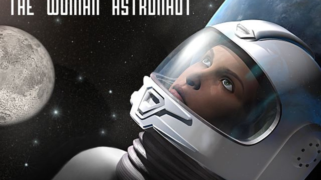 """The Woman Astronaut"" -- a Cinematic Orchestral Album project video thumbnail"