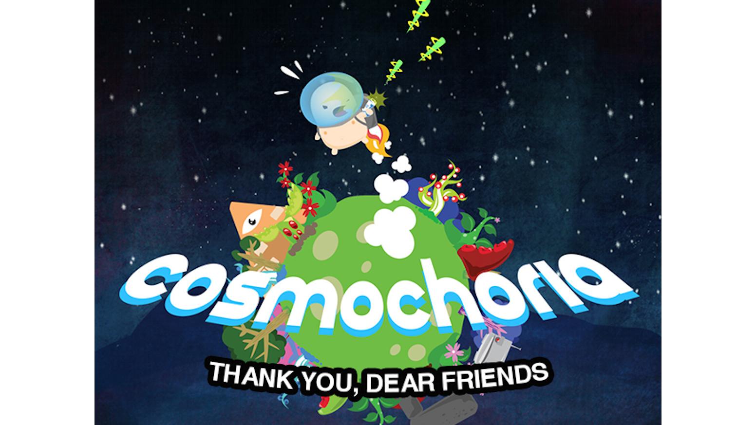 Cosmochoria by Nate Schmold — Kickstarter