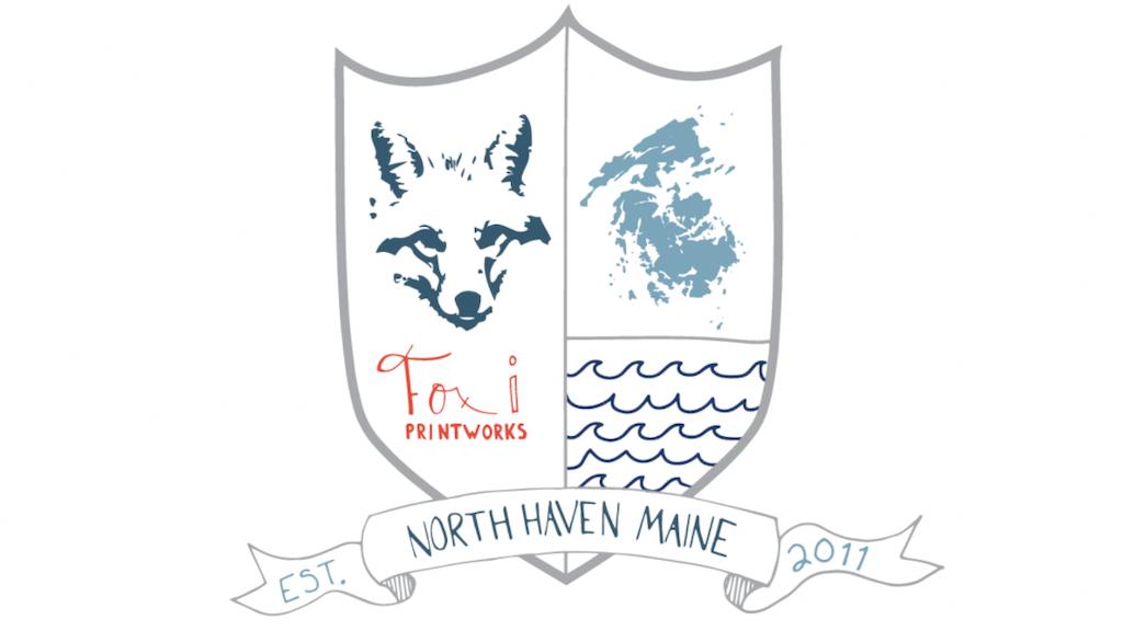FOX i Printworks // Maine Island Letterpress project video thumbnail