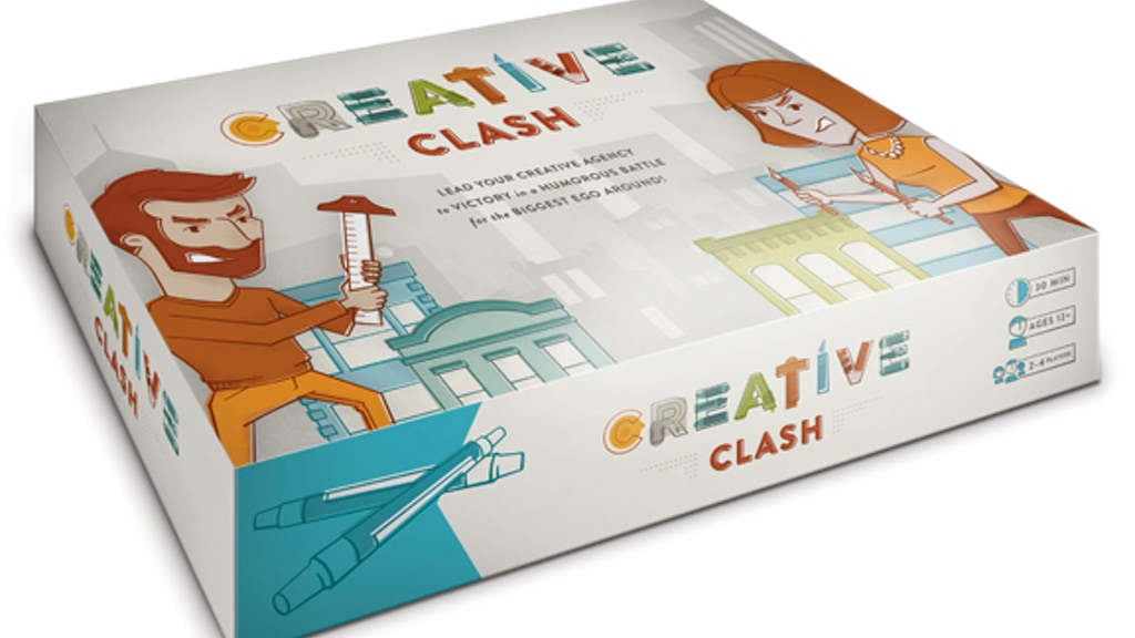 Creative Clash: A Card Game project video thumbnail