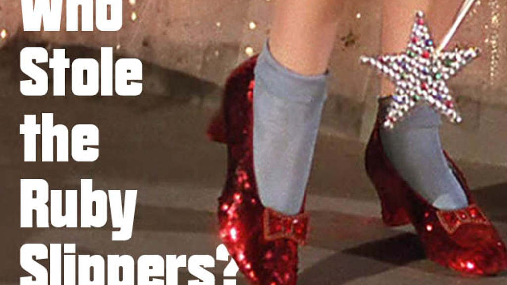 Who Stole the Ruby Slippers? project video thumbnail