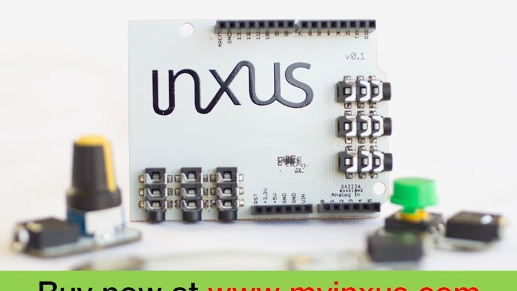 EasyPlug: The Sensor Shield for Arduinos project video thumbnail
