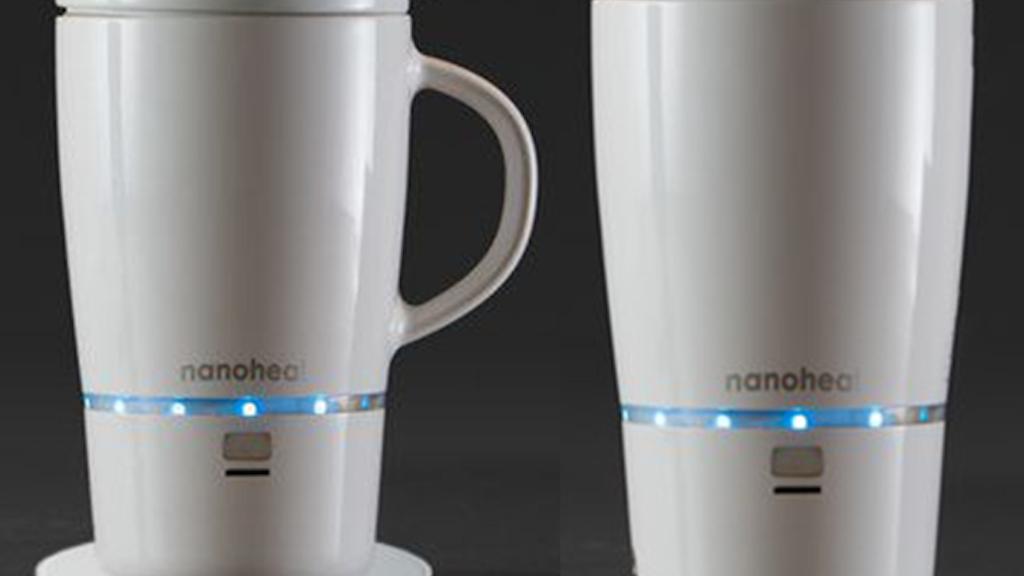 Nano Heated Wireless Mug/Cup project video thumbnail