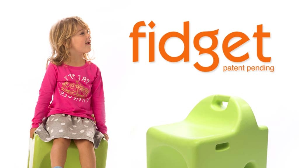 Project image for Fidget: inspiring natural movement